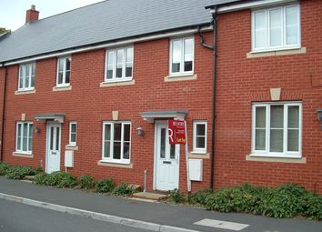 Thumbnail 3 bedroom terraced house to rent in Barle Close, Exeter
