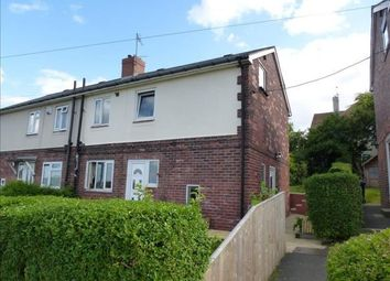 Thumbnail 2 bedroom semi-detached house for sale in Wyther Park Hill, Armley, Leeds