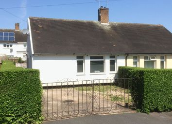 Thumbnail 1 bed bungalow to rent in Spring Green, Clifton, Nottingham