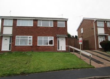 Thumbnail 3 bed terraced house to rent in Langley Crescent, Oldbury
