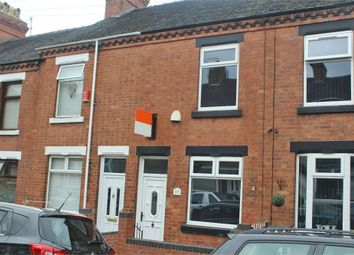 Thumbnail 2 bed terraced house for sale in Neville Street, Stoke-On-Trent, Staffordshire