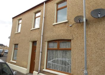 Thumbnail 4 bedroom terraced house to rent in Enfield Street, Port Talbot, Neath Port Talbot.