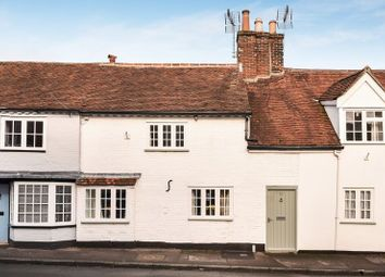 Thumbnail 2 bed cottage to rent in West Street, Titchfield, Fareham