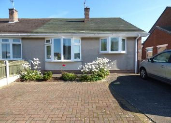 Thumbnail 3 bed semi-detached bungalow for sale in Yew Close, Carlisle, Cumbria