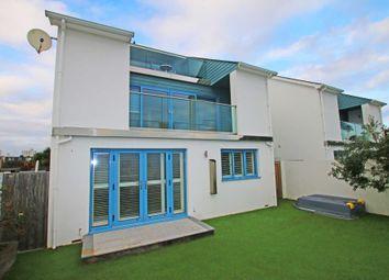Thumbnail 4 bed detached house for sale in La Grande Route De La Cote, St. Clement, Jersey