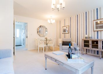 Thumbnail 2 bed terraced house for sale in Gipping Road, Great Blakenham, Ipswich