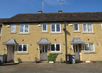 Thumbnail 2 bed terraced house to rent in Mallard Court, Stamford