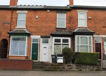 Thumbnail 2 bed terraced house to rent in Farnham Road, Handsworth, Birmingham