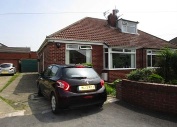 Thumbnail 2 bed semi-detached bungalow for sale in Strand Way, Royton, Oldham