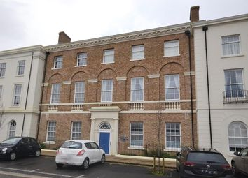 Thumbnail 2 bed flat for sale in Crown Street West, Poundbury, Dorchester