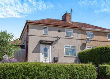 Thumbnail 3 bedroom end terrace house for sale in Ponsford Road, Knowle Park, Bristol