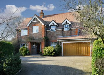 Thumbnail 5 bed detached house for sale in Spinney Close, Worcester Park