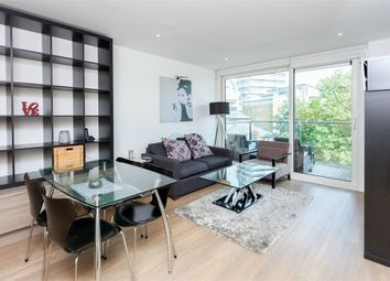 Thumbnail 2 bed flat for sale in Sirius House, Marine Wharf, London