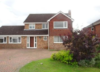 Thumbnail 4 bed detached house for sale in Badgers Close, Canterbury, Kent