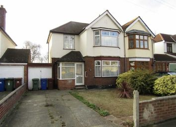 Thumbnail 3 bedroom semi-detached house to rent in Bradleigh Avenue, Grays
