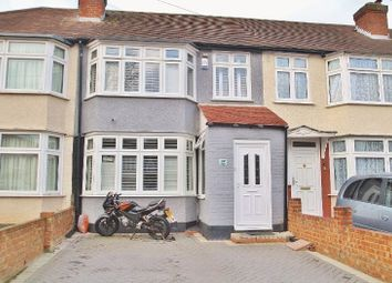 Thumbnail 3 bed terraced house for sale in St. Margarets Avenue, North Cheam, Sutton