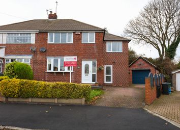 Thumbnail 4 bedroom semi-detached house for sale in Durlstone Drive, Sheffield