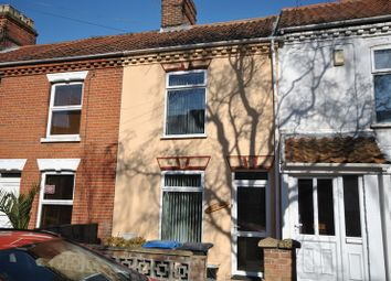 Thumbnail 3 bed terraced house for sale in Romany Road, Norwich