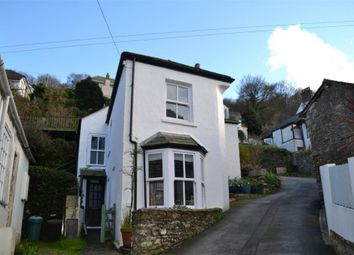 Thumbnail 3 bed detached house for sale in Fore Street, West Looe, Looe, Cornwall