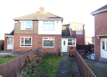 Thumbnail 3 bed semi-detached house to rent in Curren Gardens, Gateshead