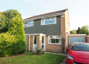Thumbnail 2 bed semi-detached house to rent in Denning Drive, Wirral