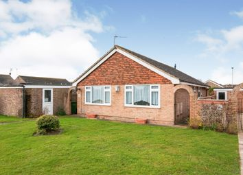 Thumbnail 3 bed detached bungalow for sale in Priory Road, Eastbourne