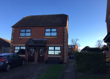 Thumbnail 2 bed semi-detached house to rent in Castle Drive, Coleshill