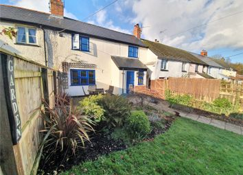 Thumbnail 3 bed terraced house for sale in Twitchen, Holcombe Rogus, Wellington, Devon