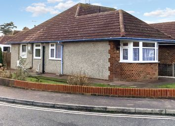 Thumbnail 2 bed semi-detached bungalow to rent in Smallmead, Horley, Surrey