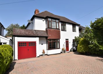 Thumbnail 4 bed detached house for sale in Barnett Wood Lane, Ashtead