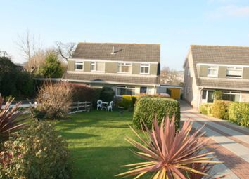 Thumbnail 4 bed semi-detached house for sale in Grantham Close, Plympton, Plymouth