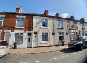 Thumbnail 4 bed terraced house to rent in Sheffield Street, Leicester