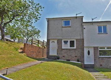 Thumbnail 2 bed end terrace house for sale in 37 Barnhill Road, Dumbarton