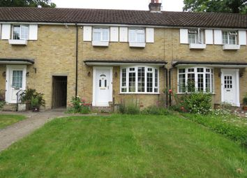 Thumbnail 2 bed terraced house for sale in Hiltingbury Close, Chandlers Ford, Eastleigh