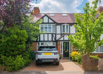 Thumbnail 4 bed terraced house for sale in Hollybush Road, Kingston Upon Thames