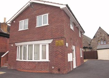 Thumbnail 1 bed flat to rent in Silver Street, Whitwick, Coalville