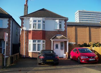 Thumbnail 3 bed detached house for sale in Howard Road, New Malden
