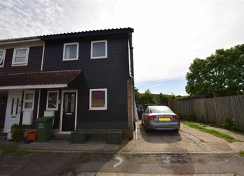 Thumbnail 3 bed semi-detached house for sale in Stirling Place, Basildon, Essex