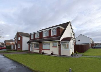 Thumbnail 3 bedroom semi-detached house for sale in Afton Drive, Renfrew
