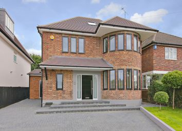 Thumbnail 5 bed detached house to rent in Parklands Drive, London