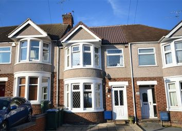 Thumbnail 3 bed terraced house for sale in Rutherglen Avenue, Whitley, Coventry, West Midlands