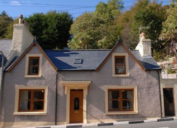 Thumbnail 3 bed semi-detached house for sale in Palm Tree Cottage, 1 Main Street, Portpatrick