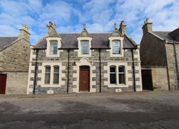 Thumbnail 4 bed detached house for sale in Stuart Street, Portessie, Buckie