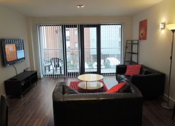Thumbnail 3 bed flat to rent in Medlock Place, Burnage, Manchester
