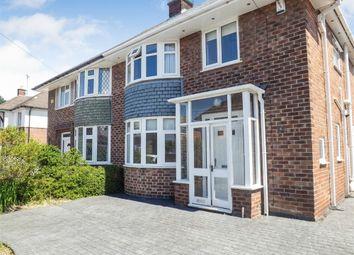 Thumbnail 3 bed semi-detached house for sale in Kennedy Drive, Hawarden, Deeside, Flintshire