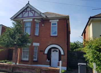 Thumbnail 3 bed detached house for sale in Coronation Avenue, Bournemouth, Dorset