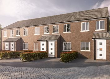 Thumbnail 2 bed town house for sale in The Leys, Keyingham, Hull