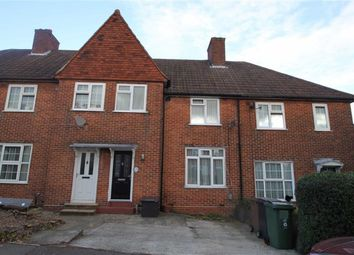 Thumbnail 3 bedroom terraced house for sale in Groveside Road, Chingford, London