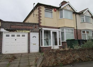 Thumbnail 3 bed semi-detached house to rent in Jacmar Crescent, Smethwick