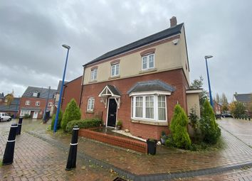 Thumbnail 3 bed detached house for sale in Tomblin Drive, Smethwick